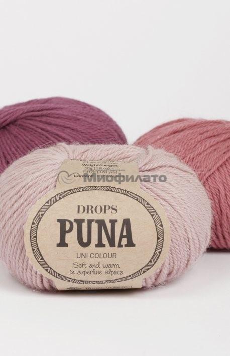 Пряжа для вязания Дропс Пуна