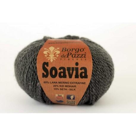 Итальянская пряжа для вязания Borgo de Pazzi Soavia