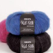 Пряжа для вязания Drops Kid Silk в магазине Миофилато