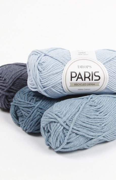 Пряжа для вязания Drops Paris
