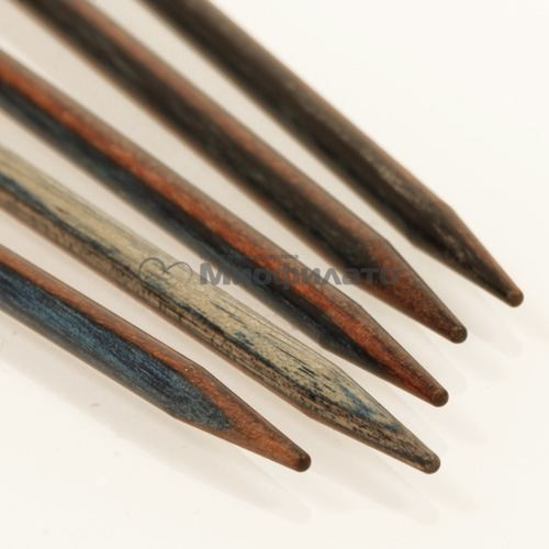 Спицы для вязания чулочные Drops Birch double pointed needle 20cm