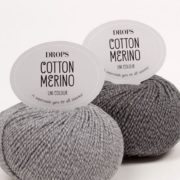 Пряжа для вязания Drops Cotton Merino в магазине Миофилато