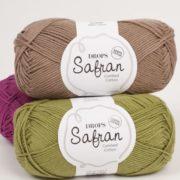 Пряжа для вязания Drops Safran