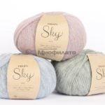 Пряжа для вязания Drops Sky купить в Минске