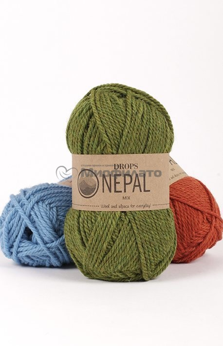 Пряжа для вязания Drops Nepal