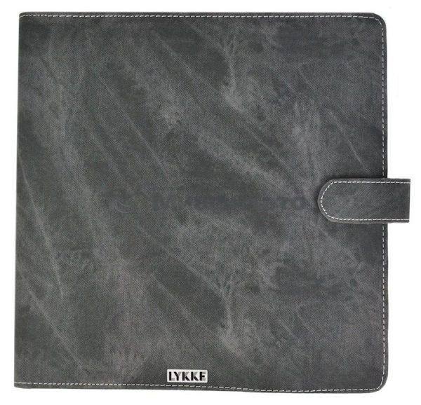 Набор прямых спиц LYKKE Grey в Миофилато
